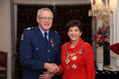 Sergeant Arthur Harris, of Invercargill, MNZM,for services to the New Zealand Police and the community