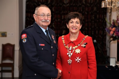 Graeme Hoole, of Putaruru, QSM,for services to Fire and Emergency New Zealand and the community