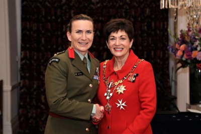 Colonel Ruth Putze, of Upper Hutt, DSD, for services to the New Zealand Defence Force