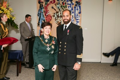 Lieutenant Commander Jan Peterson, DSD, for services to the New Zealand Defence Force