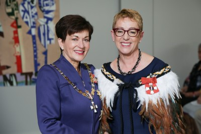Image of  Barbara Chapman, of Auckland, CNZM, for services to business