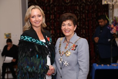 Image of Kerry Owen, of Utah, United States of America, MNZM, for services to children