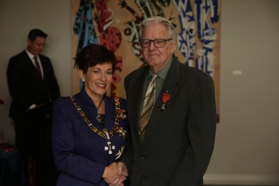 Robert Brooke, of Auckland, MNZM for services to education and heritage