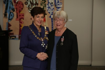 Elizabeth Curtis, of Havelock North, MNZM for services to music