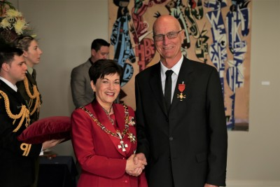 Murray Fenton, of Auckland, ONZM for services to design and business