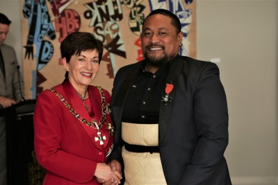 Tanu Gago, of Auckland, MNZM for services to art and the LGBTIQ+ community