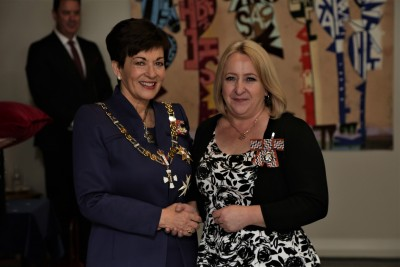 Heather Moore, of Hamilton, MNZM for services to the community