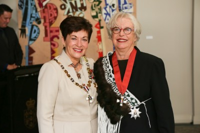 Dame Gaylene Preston, of Wellington, DNZM for services to film