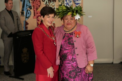 Tukua Turia, of Auckland, MNZM for services to Cook Islands art and culture
