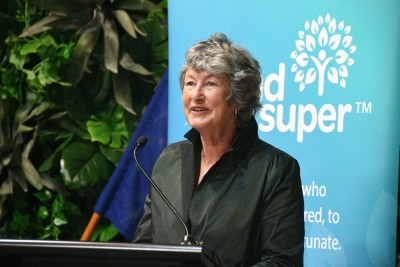 Image of Spend My Super founder Liz Grieve