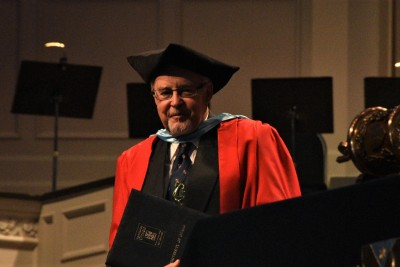 Emeritus Professor Atholl John Anderson, Honorary Doctor of Laws