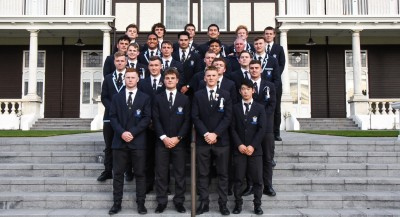 Nelson College First XV