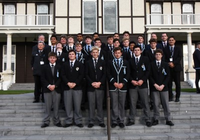 Wanganui Collegiate First XV