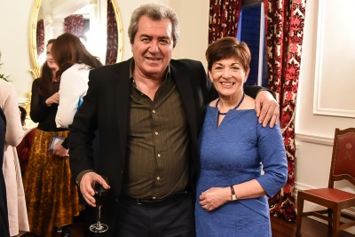 Image of Dame Patsy and Alan Duff