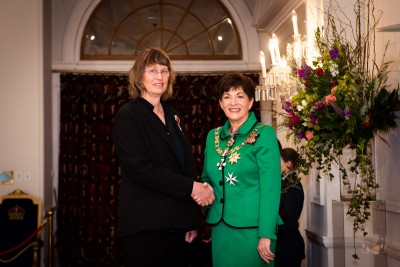 Image of  Rachael Dean, of Masterton, MNZM, for services to governance and the community
