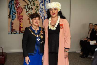 miage of Phylesha Brown-Acton, of Auckland, MNZM