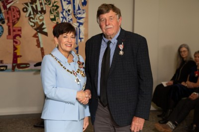 Alastair Mason, of Warkworth, QSM for services to philanthropy and the community