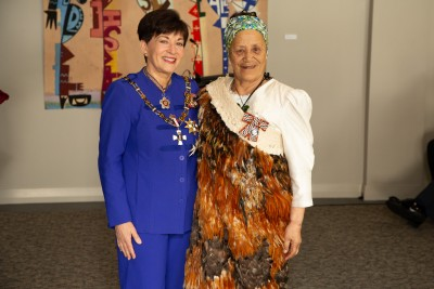 Mrs Pare Anderson, of Auckland, QSM for services to Māori language education