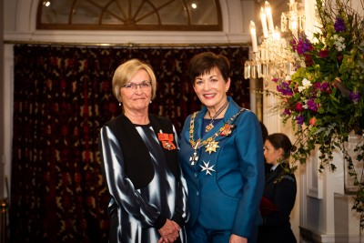 Mrs Janet Kelly, of Motueka, MNZM for services to education