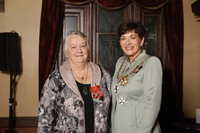 Image of Janice Tofia, of Dunedin, MNZM, for services to education