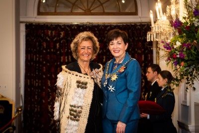 Mrs Josephine Mortensen, of Opotiki, QSM for services to Māori and the arts