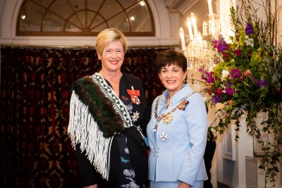 Dame Kerry Prendergast, of Wellington, DNZM for services to governance and the community