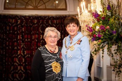 Mrs Margaret Cook, of Invercargill, MNZM for services to the community
