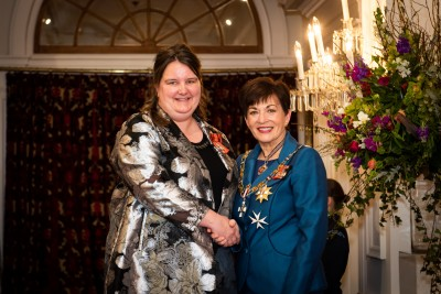 Professor Karen Smith, of Wellington, MNZM for services to education and volunteering