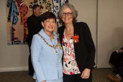 Raewyn Peart, of Auckland, MNZM for services to environmental and conservation policy