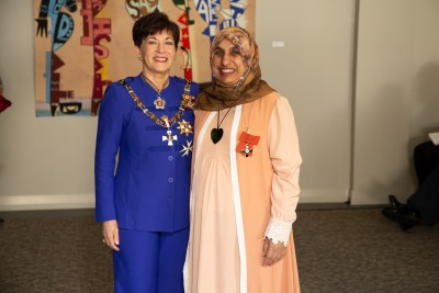 Ms Anjum Rahman, of Hamilton, MNZM for services to ethnic communities and women