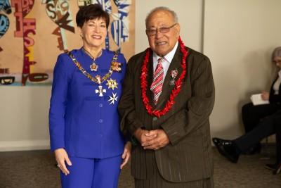 Mr Mupopo Siaosi, of Auckland, QSM for services to health and the Pacific community
