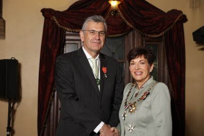 Image of  William Moran, of Queenstown, MNZM, for services to the State, sport and youth