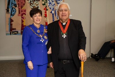 Reverend John Marsden, of Leigh, CNZM for services to Māori and the community