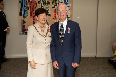 Mr Roderick McLeay, of Auckland, QSM for services to music and education