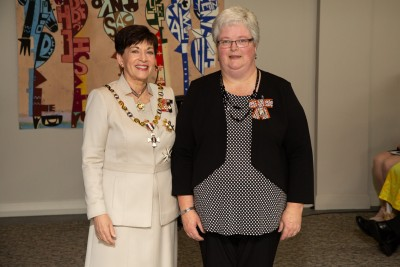 Ms Kathryn Orbell, of Hamilton, QSM for services to music