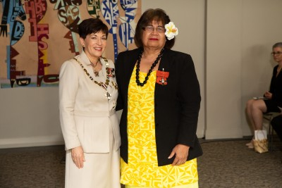 Mrs Laine Leata Tipi, of Waitakere, for services to Pacific communities and education