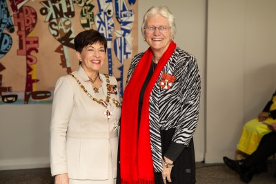 Ms Yvonne Willering, of Auckland, CNZM for services to netball