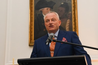 Image of acting chairperson Alan Freeth