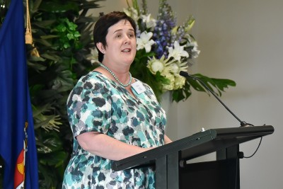 Image of Joanna Pidgeon, Auckland City Mission Acting Chair