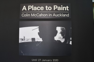 Image of Colin McCahon