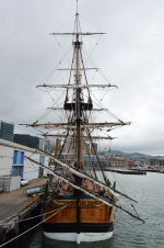 Image of the replica 'Endeavour'