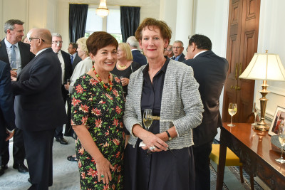 Image of Dame Patsy with Jane Meares