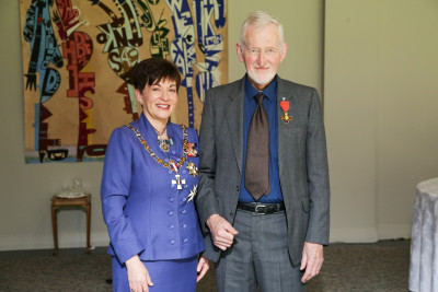 Image of Gary Wilson, of Pukekohe, ONZM, for services to Māori and Pacific journalism and broadcasting