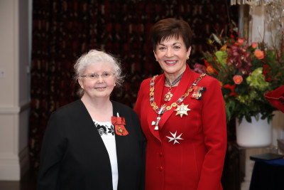 Miss Susan Price, of Wellington, ONZM for services to literature and philanthropy