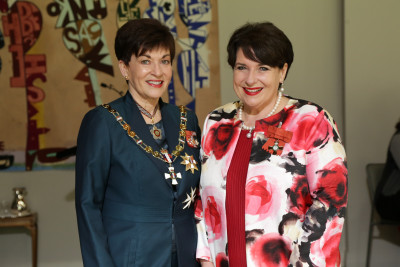 Susan Boland Dame Patsy Reddy
