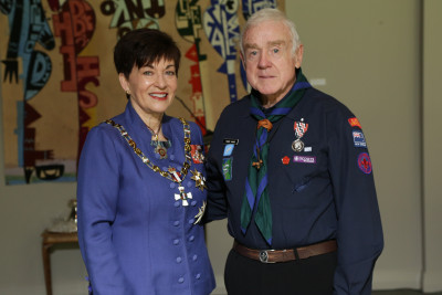 Terry Wade, Dame Patsy Reddy