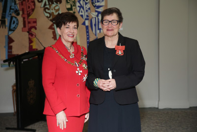 Ngaire Kerse Dame Patsy Reddy