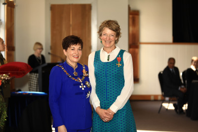 Image of Lydia Bradey, of Wanaka, ONZM, for services to mountaineering
