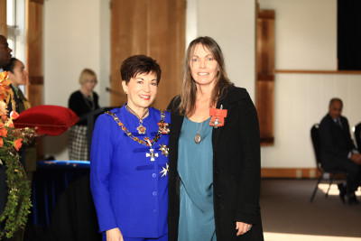 Image of Tamsin Orr-Walker, of Queenstown, MNZM, for services to kea conservation