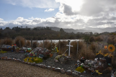 Image of the Pike River Memorial